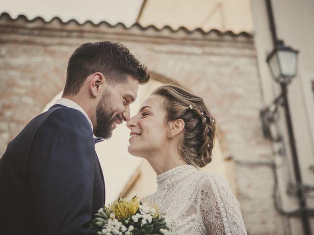 Il matrimonio di Alessandro e Marta a San Lorenzo in Campo, Pesaro - Urbino 78