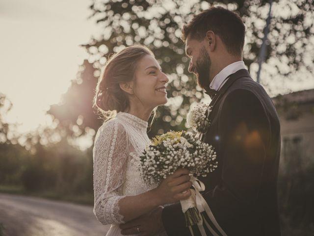 Il matrimonio di Alessandro e Marta a San Lorenzo in Campo, Pesaro - Urbino 79