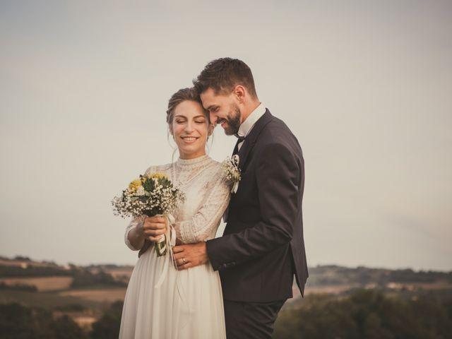 Il matrimonio di Alessandro e Marta a San Lorenzo in Campo, Pesaro - Urbino 80