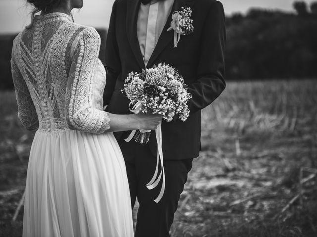 Il matrimonio di Alessandro e Marta a San Lorenzo in Campo, Pesaro - Urbino 81