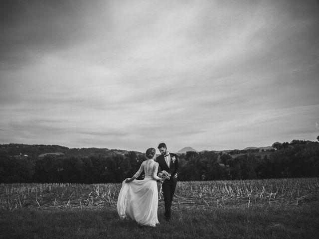 Il matrimonio di Alessandro e Marta a San Lorenzo in Campo, Pesaro - Urbino 82