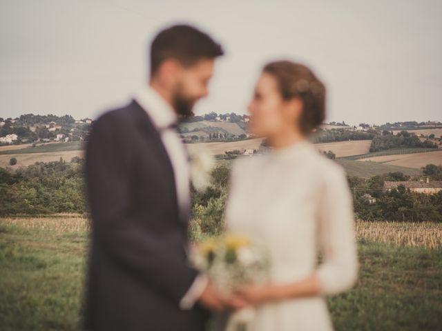 Il matrimonio di Alessandro e Marta a San Lorenzo in Campo, Pesaro - Urbino 83