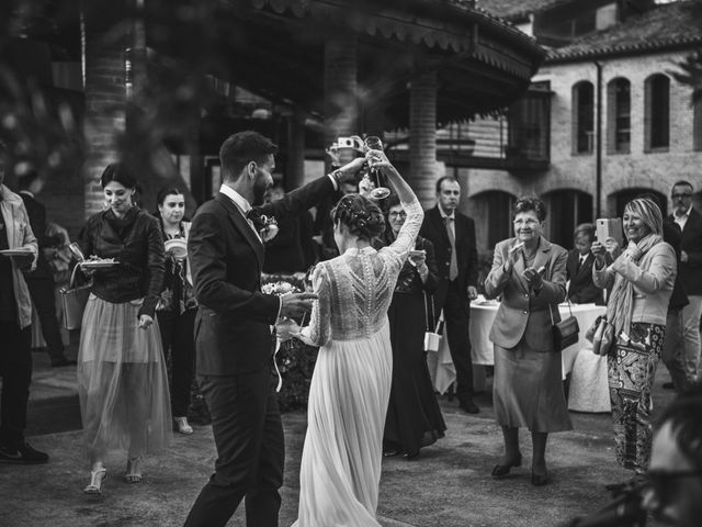 Il matrimonio di Alessandro e Marta a San Lorenzo in Campo, Pesaro - Urbino 85