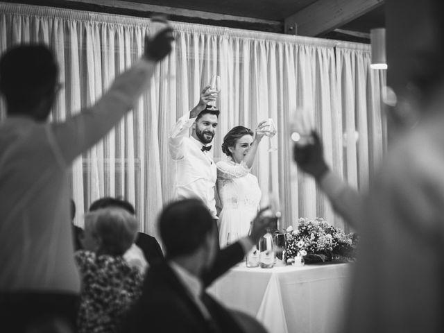 Il matrimonio di Alessandro e Marta a San Lorenzo in Campo, Pesaro - Urbino 94