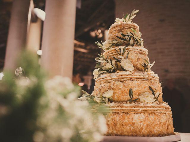 Il matrimonio di Alessandro e Marta a San Lorenzo in Campo, Pesaro - Urbino 95