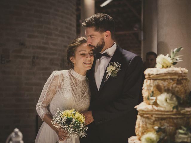 Il matrimonio di Alessandro e Marta a San Lorenzo in Campo, Pesaro - Urbino 97