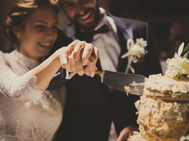 Il matrimonio di Alessandro e Marta a San Lorenzo in Campo, Pesaro - Urbino 99