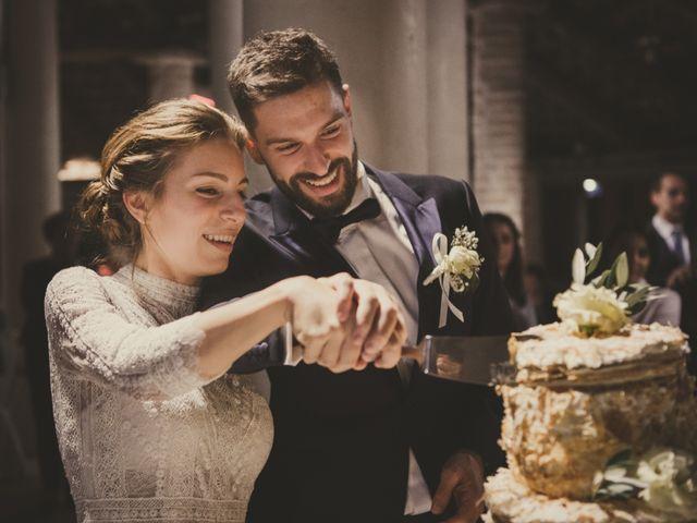 Il matrimonio di Alessandro e Marta a San Lorenzo in Campo, Pesaro - Urbino 100