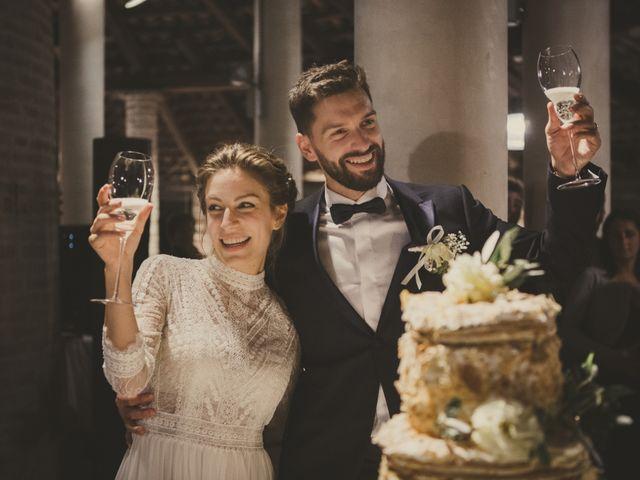 Il matrimonio di Alessandro e Marta a San Lorenzo in Campo, Pesaro - Urbino 102