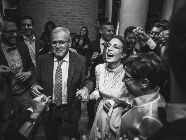 Il matrimonio di Alessandro e Marta a San Lorenzo in Campo, Pesaro - Urbino 109