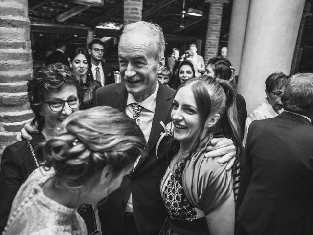 Il matrimonio di Alessandro e Marta a San Lorenzo in Campo, Pesaro - Urbino 110