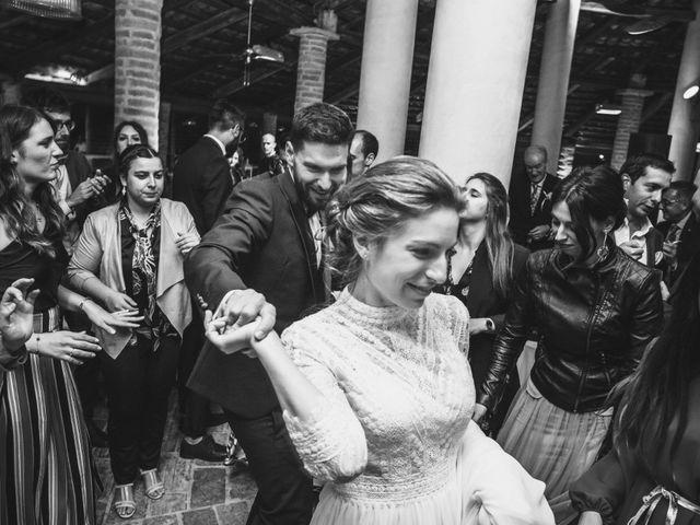 Il matrimonio di Alessandro e Marta a San Lorenzo in Campo, Pesaro - Urbino 112