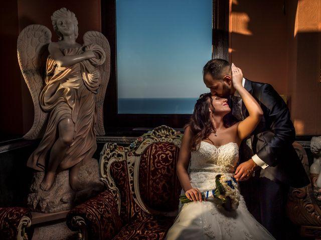 Le nozze di Raffaella e Massimiliano