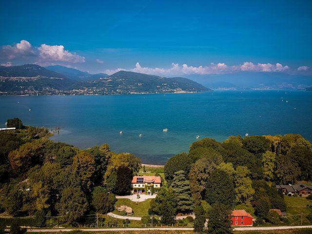 Il matrimonio di Kevin e Sofia a Ispra, Varese 1