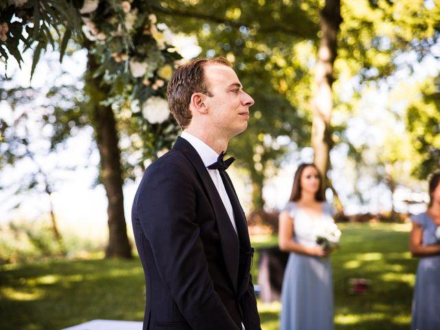 Il matrimonio di Kevin e Sofia a Ispra, Varese 17