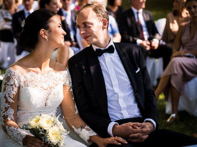Il matrimonio di Kevin e Sofia a Ispra, Varese 18