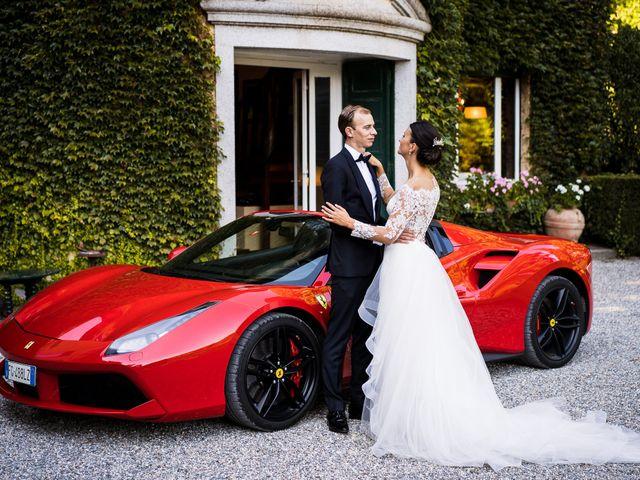 Il matrimonio di Kevin e Sofia a Ispra, Varese 31