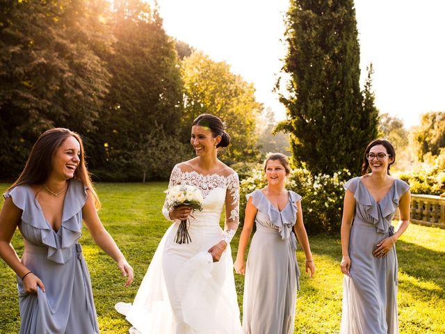 Il matrimonio di Kevin e Sofia a Ispra, Varese 33
