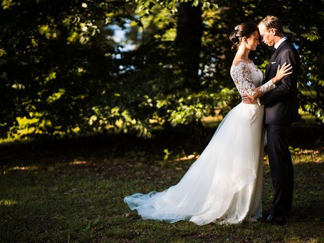 Il matrimonio di Kevin e Sofia a Ispra, Varese 35