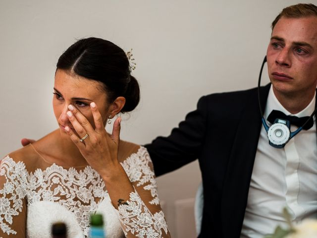 Il matrimonio di Kevin e Sofia a Ispra, Varese 45