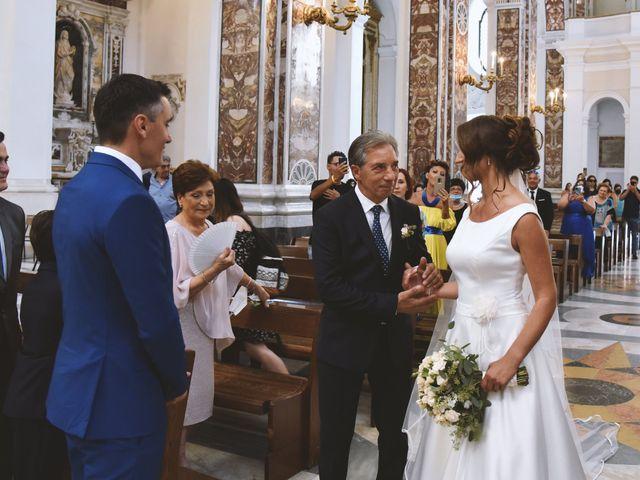 Il matrimonio di Cesare e Mara a Monopoli, Bari 32