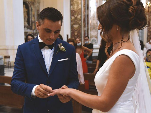 Il matrimonio di Cesare e Mara a Monopoli, Bari 34