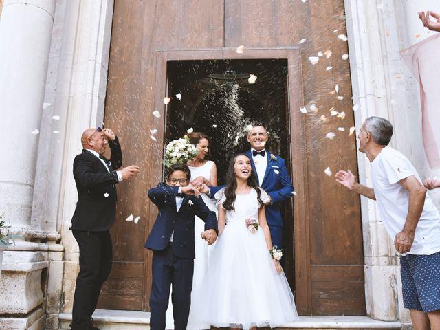 Il matrimonio di Cesare e Mara a Monopoli, Bari 37