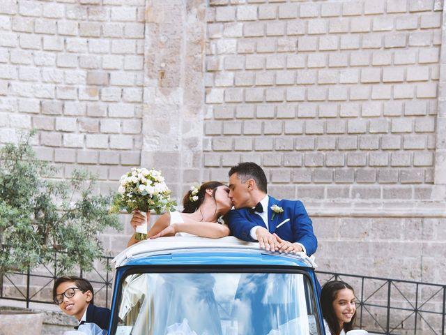 Il matrimonio di Cesare e Mara a Monopoli, Bari 39