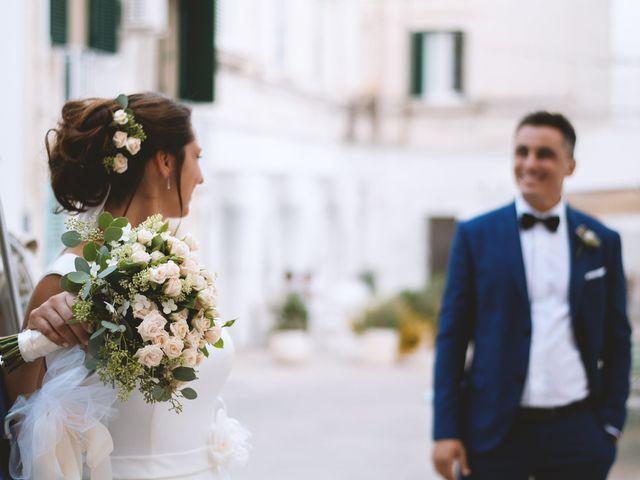 Il matrimonio di Cesare e Mara a Monopoli, Bari 42