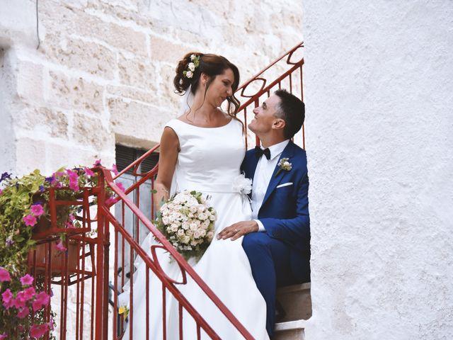 Il matrimonio di Cesare e Mara a Monopoli, Bari 43