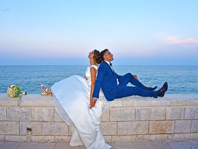 Il matrimonio di Cesare e Mara a Monopoli, Bari 1