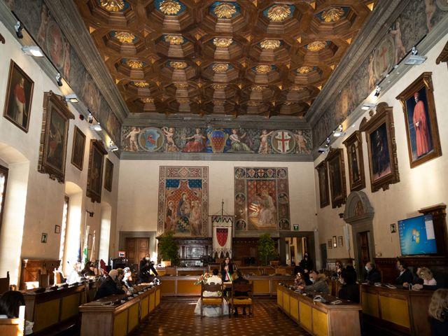 Il matrimonio di Claudio e Lucrezia a Prato, Prato 7