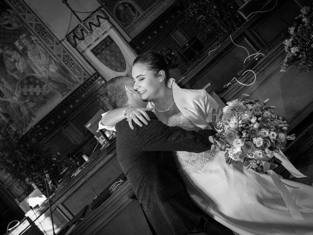 Il matrimonio di Claudio e Lucrezia a Prato, Prato 8