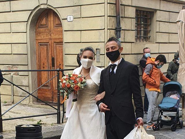 Il matrimonio di Claudio e Lucrezia a Prato, Prato 9