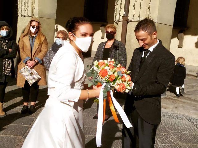 Le nozze di Lucrezia e Claudio