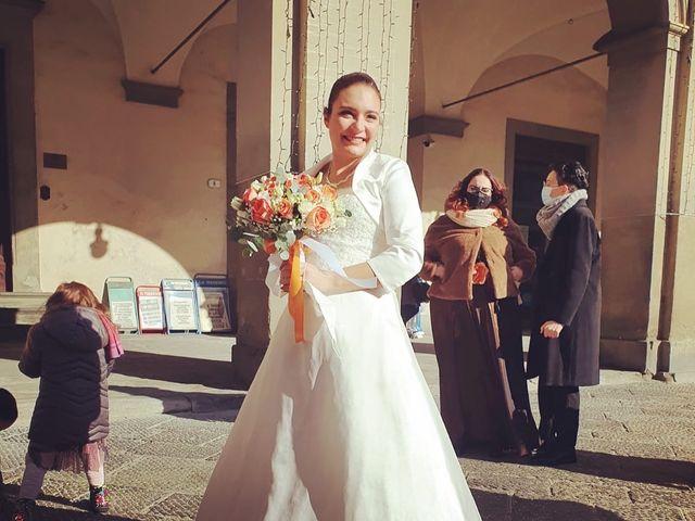 Il matrimonio di Claudio e Lucrezia a Prato, Prato 11
