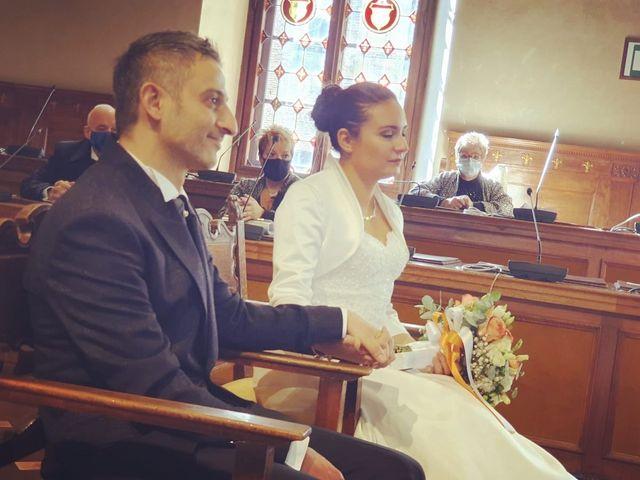 Il matrimonio di Claudio e Lucrezia a Prato, Prato 12