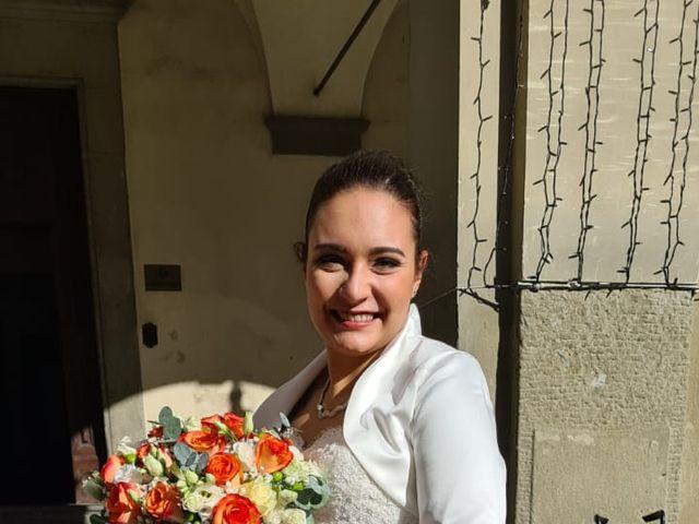 Il matrimonio di Claudio e Lucrezia a Prato, Prato 13