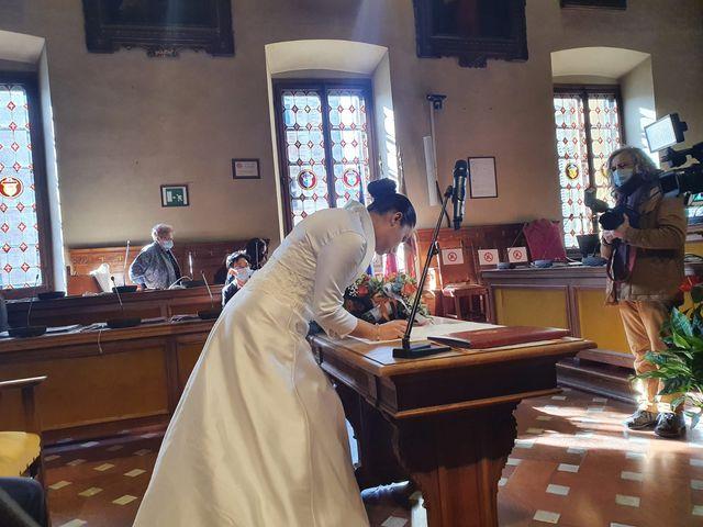 Il matrimonio di Claudio e Lucrezia a Prato, Prato 17