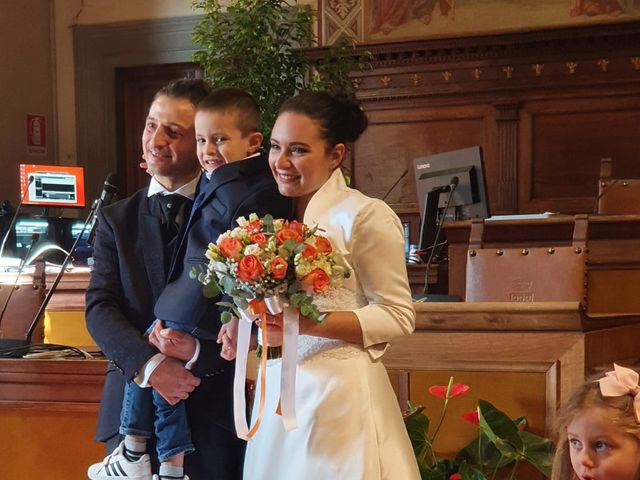 Il matrimonio di Claudio e Lucrezia a Prato, Prato 19