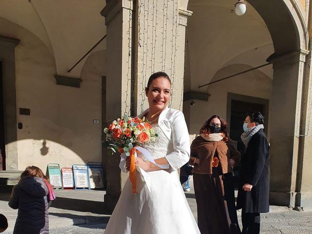 Il matrimonio di Claudio e Lucrezia a Prato, Prato 20