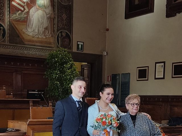 Il matrimonio di Claudio e Lucrezia a Prato, Prato 24
