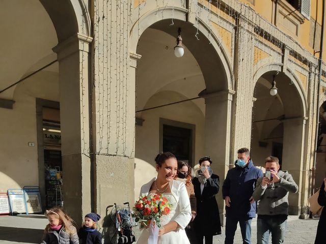 Il matrimonio di Claudio e Lucrezia a Prato, Prato 25