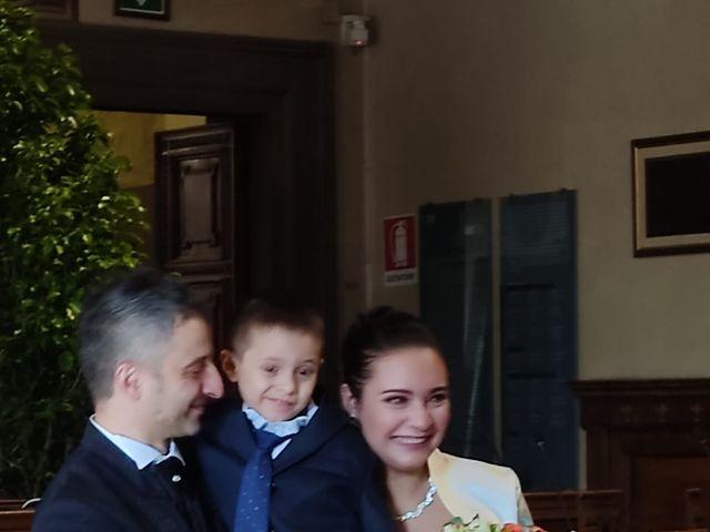 Il matrimonio di Claudio e Lucrezia a Prato, Prato 26