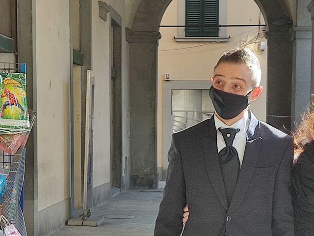 Il matrimonio di Claudio e Lucrezia a Prato, Prato 28