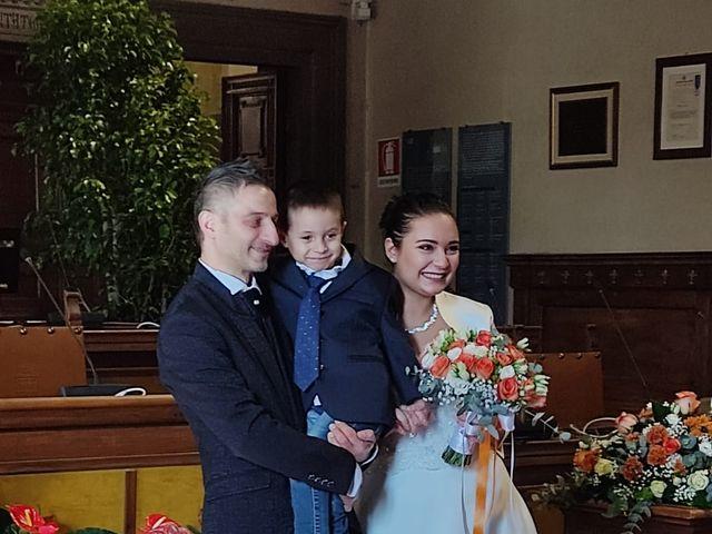 Il matrimonio di Claudio e Lucrezia a Prato, Prato 30