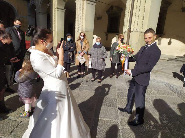 Il matrimonio di Claudio e Lucrezia a Prato, Prato 31