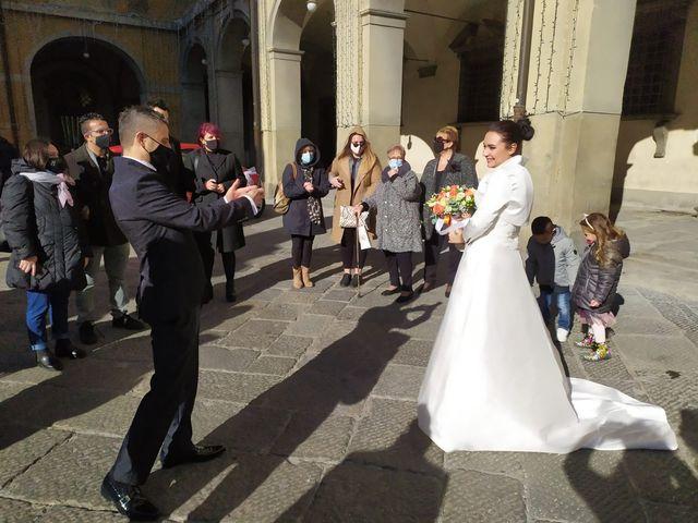 Il matrimonio di Claudio e Lucrezia a Prato, Prato 32