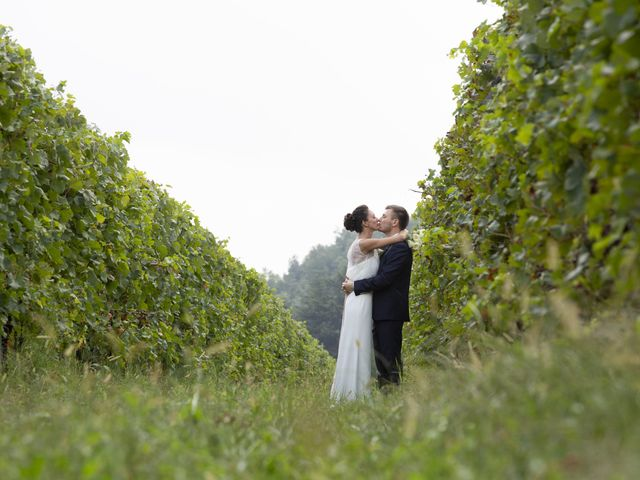 Il matrimonio di Gabriele e Giulia a Bassano del Grappa, Vicenza 14