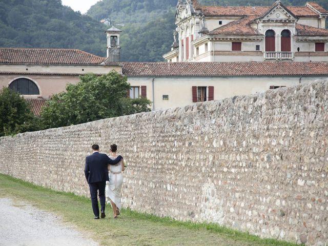 Il matrimonio di Gabriele e Giulia a Bassano del Grappa, Vicenza 22